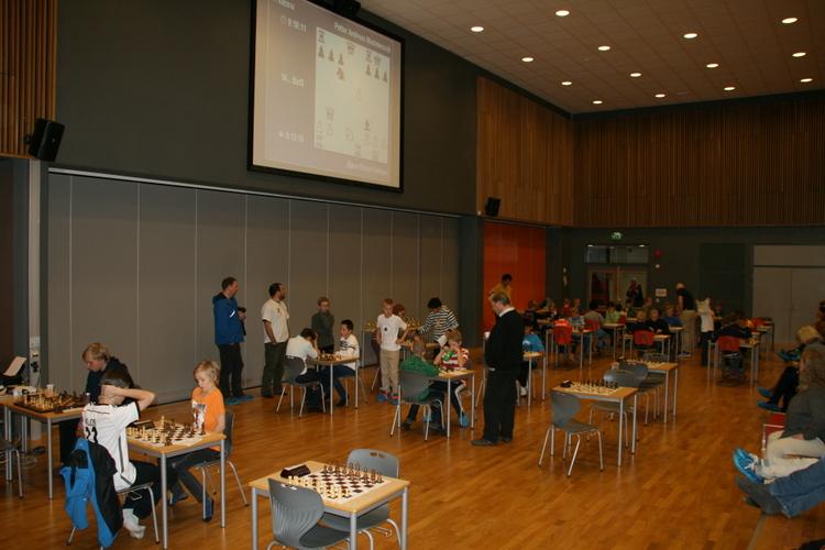 Bilde fra turneringen