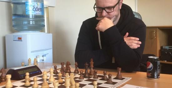 Kjetil Sætre Breivik. Solid sjakkspiller og kasserer i Aalesunds Schaklag
